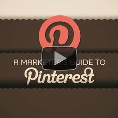 I was going to tweet this, but Pinterest seems more apropos considering it's on stats and facts about the site.