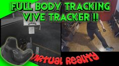 Unfassbar geil!!! Full Body Tracking mit den Vive Trackern!! [Let's Play][Gameplay][Virtual Reality] by VoodooDE