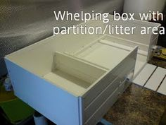 STEEL CITY WHELPING BOXES AND KITTENING PENS