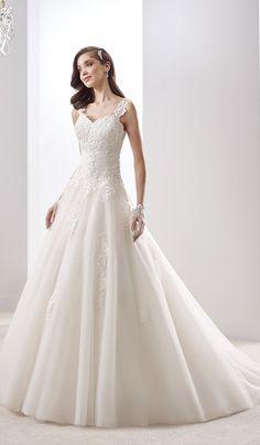 Jolies 2016 Wedding Dress - Belle The Magazine