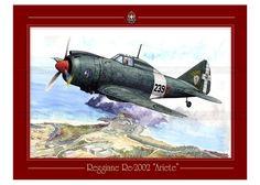 Reggiane Re.2002 Ariete