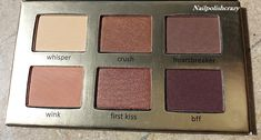 Cocosh She 6 Color Eyeshadow Palette - shop online http://www.tosave.com/it/