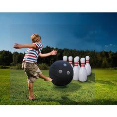 bbe0e41e32 Etna N4826 Giant Inflatable Bowling Set