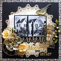 Mothers last letter - Scrapbook.com