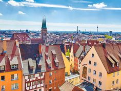 A usual suspect tops the 2016 Readers' Choice Awards list of the best cities in Europe, but we're seeing the emergence of Scandinavia this year as well. Did your favorite city make the cut?