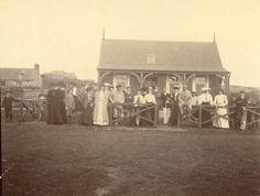 Ladies' Clubhouse, Royal Dornoch Golf Club, c. 1900