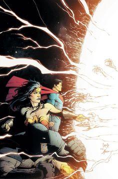 DC Comics' September 2017 Solicitations -
