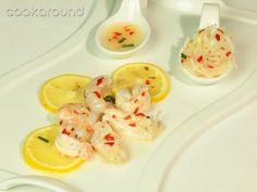 Scampi piccanti marinati: Ricette di Cookaround | Cookaround