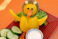 Nick Jr | Ming-Ming Crudite