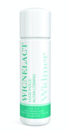 Wicnelact liuos iholle 150 ml akne epäpuhdas iho ihomadot paikallishoito 9 e