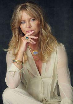 How Goldie Hawn Defines God