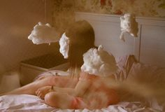 clouds #clouds #pale #surreal #surrealism #dream #art #photography