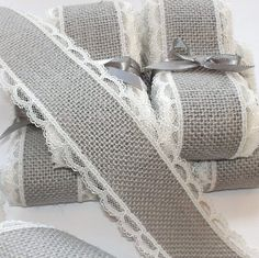 Hey, I found this really awesome Etsy listing at https://www.etsy.com/listing/181521052/light-grey-burlap-with-ivory-lace-ribbon