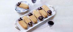 Prue's Tiramisu Sandwich Biscuits