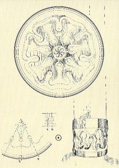 Planeten zegels, planeten zuilen - Rudolf Steiner