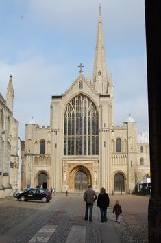 Norwich, Cathedral Close