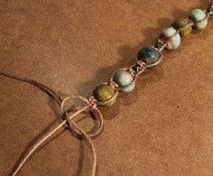 Castaway Beaded Macrame Bracelet (Customer Design) - Lima Beads; DIY Tutorial