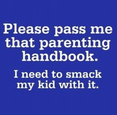 A parenting book to help with my teenager! :)