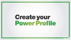 Select your Profile Type | My Power Planner - Switch On Victoria