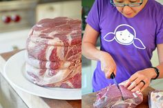 Instant Pot (Pressure Cooker) Kalua Pig by Michelle Tam https://nomnompaleo.com
