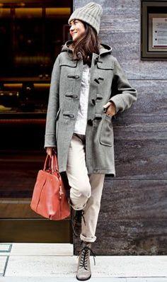 love the coat