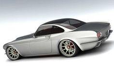 Volvo-P1800-Concept Koenigsegg Volvo-P -Concept-