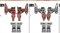 Instructions 2 and 3 for flight mode