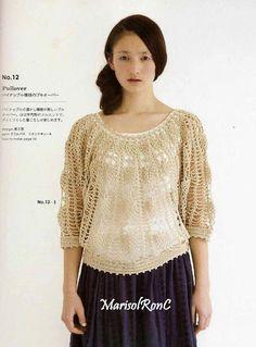 Colorful Knitting NIHON VOGUE - Azhalea -Lest's Knit 2 - Álbumes web de Picasa
