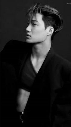 Exo Kai, Kyungsoo, Park Chanyeol, Hot Korean Guys, Korean Men, Kaisoo, Chanbaek, Kim Jong In, Undercut Hairstyles