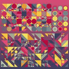 """Orbit Generative Pattern Studies"" by Josua Davis Joshua Davis, Colorful Frames, Generative Art, Article Design, Vector Pattern, Graphic Design Inspiration, Painting Inspiration, Amazing Art, Awesome"
