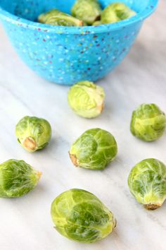 Honey and Balsamic Air Fryer Brussels Sprouts - Crispy and flavorful brussels spouts with notes of honey and balsamic. This is the only way I prepare brussels sprouts now! Brussel Sprouts Balsamic Vinegar, Air Fryer Recipes Brussel Sprouts, Breakfast Recipes, Dessert Recipes, Dinner Recipes, Vinegar And Honey, Cooking For Two, Brussels Sprouts, Us Foods