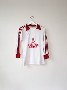Excited to share the latest addition to my #etsy shop: Bayern Munich 1978-1979 Rare Adidas Home Football Jersey Vintage Soccer Shirt Bayern Munchen Small Futbol Tee https://etsy.me/2H1e76o #vintagefootball #vintagesoccer #bayernmunich #bayernmunchen