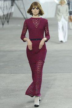 Chanel RTW Spring 2014 - Slideshow - Runway, Fashion Week, Reviews and Slideshows - WWD.com Paris