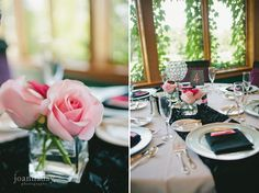 I have those same crystal candle holders  for my big day!!