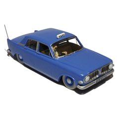 29045 / 2118045 - Taxi Ford Zephyr / de taxi - De zwarte rotsen