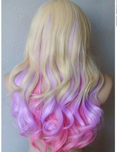 Blonde-Pink-and-Purple-Shaded-Layered-