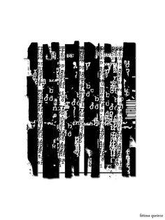 #vispo visual poetry poesia visual typography asemic