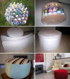 Clever Ways To Recycle Plastic Bottles