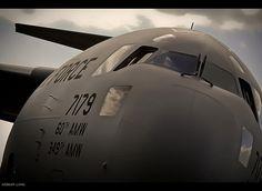 Adrian Lang - C-17