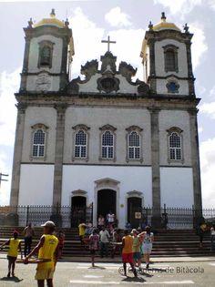 Igreja do Bonfim, Salvador, Brasil.