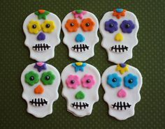 halloween cupcake fondant - Google Search