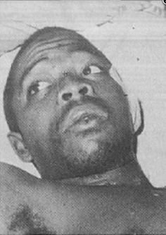 Life And Death Of Nigeria's Most Notorious Armed Robber, Lawrence Anini (Photos) - http://www.scoop.ng/2015/11/life-and-death-of-nigerias-most-notorious-armed-robber-lawrence-anini-photos.html/