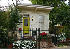 Small Cottage in New Orleans