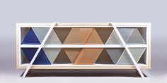 the C# Sideboard from Romanian designer Ana Barbu