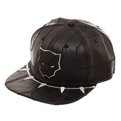 huge discount 636bc dc178 Black Panther Suit Up Black Snapback Hat Black Panther Black Snapback Hats, Snapback  Cap,