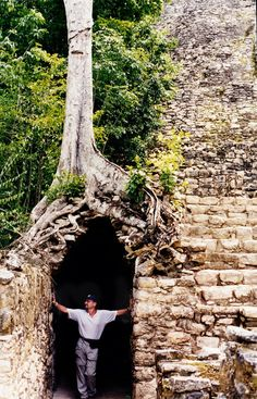 """See 700 photos and 133 tips from 4331 visitors to Zona Arqueológica de Cobá. """"This is the only ruins where you are allowed to climb to the top. Four Square, Climbing, Tower, House Styles, Building, Travel, Gladiators, Temple, Earth"""