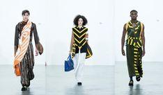 Mode Suisse Edition 13 - Rafael Kouto Haute Couture Fashion, Highlights, Fashion Show, Kimono Top, Tops, Dresses, Women, Fashion Store Display, Vestidos