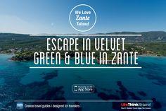 Velvet blue Zante