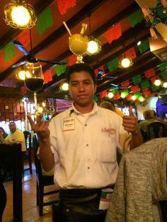 La Parrilla--   Cancun, Mexico