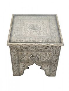 ROI Side Table